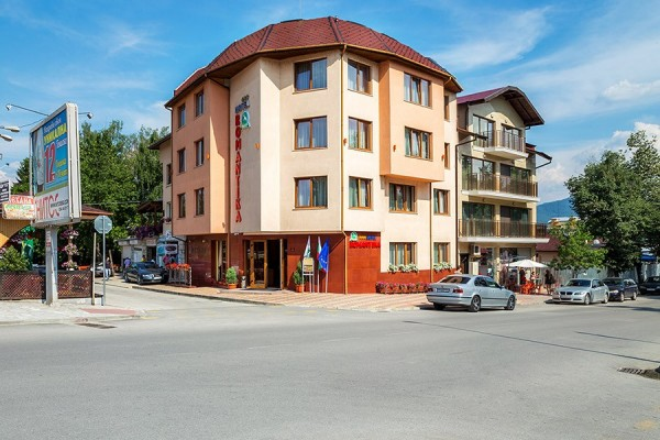 On 30.05.2017 Romantika Hotel opened